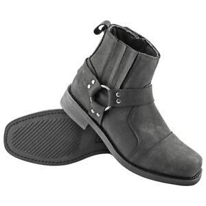 wanted Leather Motorcycle boots 10.5 or 11
