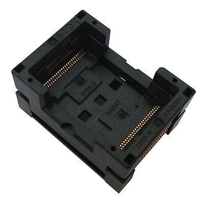 1pcs Tsop48 Tsop 48 Socket For Programmer Nand Flash Ic New