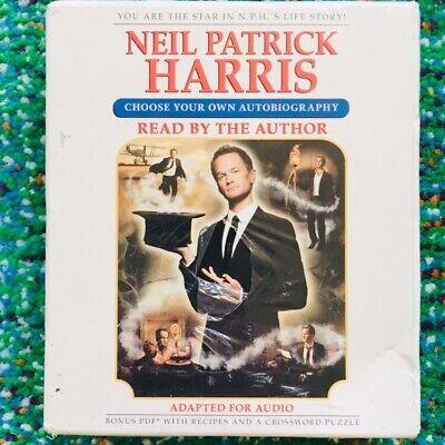Neil Patrick Harris Choose Your Own Autobiography Read by NPH Audiobook 6 CD (Neil Patrick Harris Choose Your Own Autobiography)