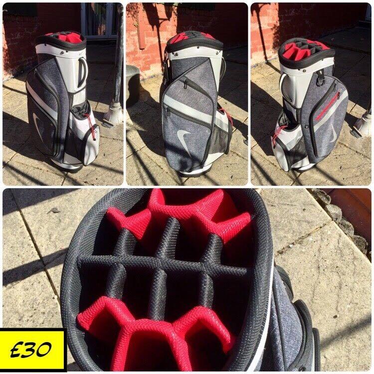 Nike Sport IV Golf Cart Bag (£30)  e9f4d1e1bd63f