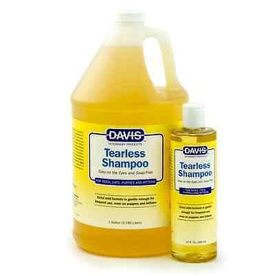 - Davis Tearless Cat Dog Pet Shampoo 12 oz. 355ml