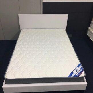 S1 Dream Maker 20cm Mattress Medium Soft Organic Cotton