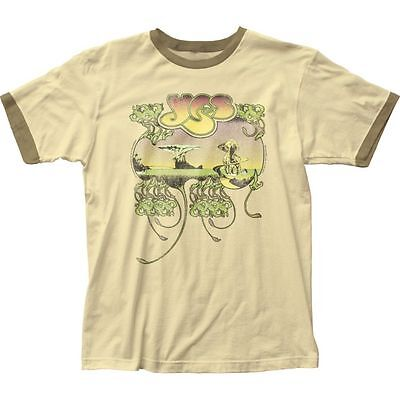 Yes Band Yessongs Soft Ringer T Shirt New Authentic S 2Xl
