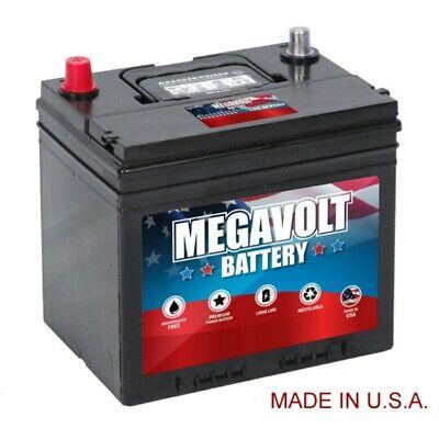 Battery Auto Bci Grp 35 12v Megavolt 550 Cca Sealed Maintenance Free
