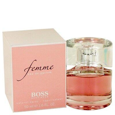 Boss Femme Perfume 1.7 oz EDP 50 ml By HUGO BOSS FOR WOMEN NIB