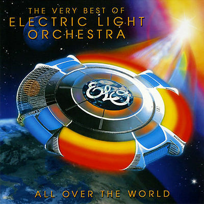 ELECTRIC LIGHT ORCHESTRA - All Over The World: The Very Best Of ELO - NEW