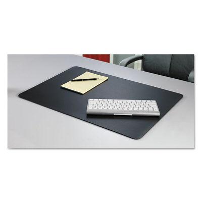 Artistic Rhinolin II Desk Pad with Microban 17 x 12 Black (Artistic Rhinolin Desk Pad)