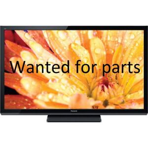 Cash your broken, not working or need repair LCD, LED PLASMA TV