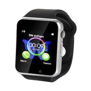 New Smart Watch Bluetooth SIM TF Card Phone Mate Smartphones