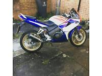 Honda cbr 125 Rw9 SWAP ONLY NOT FOR SALE