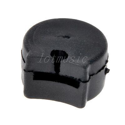 1pcs Clarinet Thumb Rest Cushion protector Black Rubber Comfortable