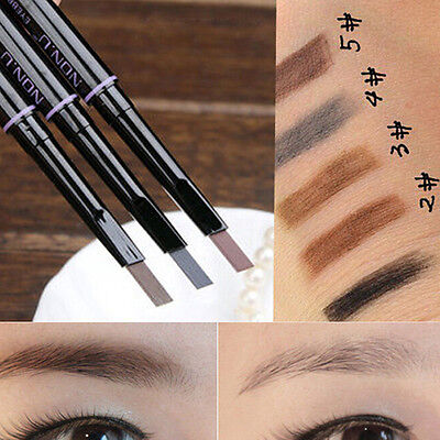 Brand New 5 Color Makeup Cosmetic Eye Liner Eyebrow Pencil Beauty Tools