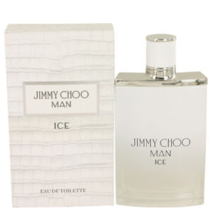35a84c841c0 Jimmy Choo Man Ice Eau De Toilette Spray 3.3 Oz 100ml for sale ...