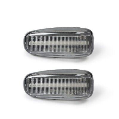LED SEITENBLINKER für MERCEDES W202 S202 W210 S210 A208 C208 R170 KLAR