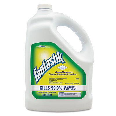 All Purpose Cleaner Gallon Bottle (Fantastik All-Purpose Cleaner Pleasant Scent 1 gallon Bottle 5588608EA )