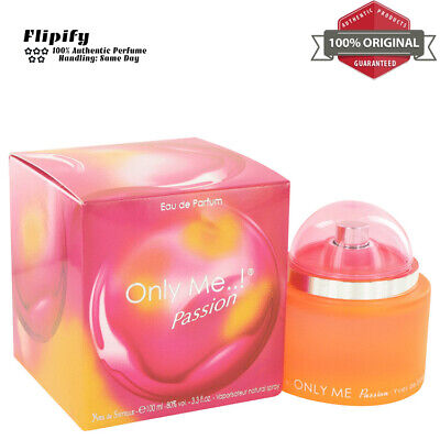 Only Me Passion Perfume 3.3 oz EDP Spray for WOMEN by Yves De - Only For Women Perfume