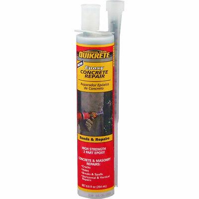 Quikrete 8620-49 Epoxy Concrete Repair 8.6oz