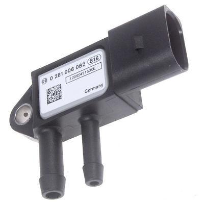 Brandneu Original Bosch Diesel-Partikelfilter / Auspuff Drucksensor für Audi