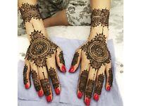 Freelance Professional Henna/Mehndi Artist