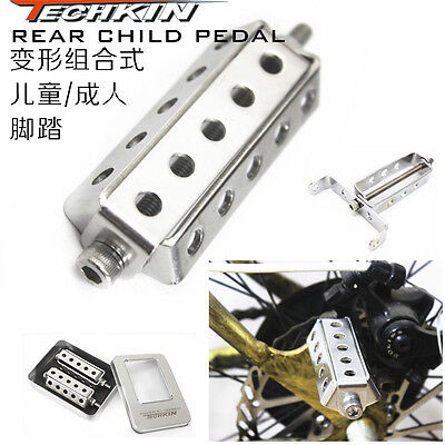21631 stainless steel quick release pin pin child mountain bike rear foot rod