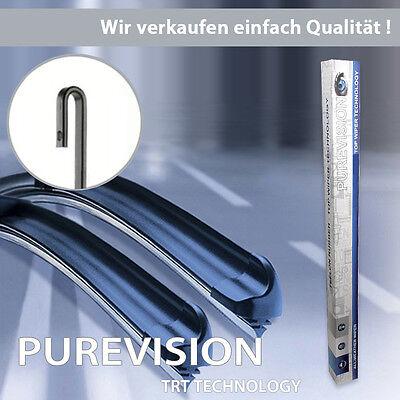 2x Scheibenwischer OPEL Sintra 60cm 60cm-Valeo FIRST Set 09.96-09.99