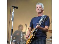 Paul Weller tickets!