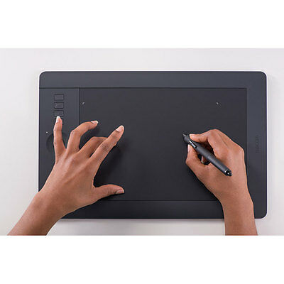 Wacom Intuos Pro Pen & Touch Tablet Medium - PTH651