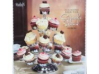 Four Tier Cupcake / Fairy Cake stand 🍰