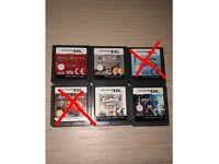 NINTENDO DS GAMES!!