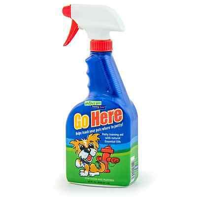 Davis Go Here ! Dog Potty Training Aid Spray 22 oz. 650ml
