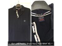 Paul & Shark Navy polo