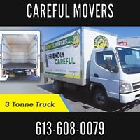Ottawa Careful Movers. Moving and Delivery Services