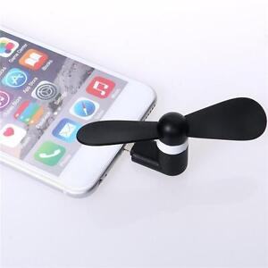 UONE Branded Cellphone Mini-Fans for iPhone/Android Phones