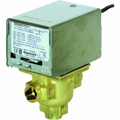 Honeywell V8044e1003 24v 12quot Sweat N.c. Zone Valve.