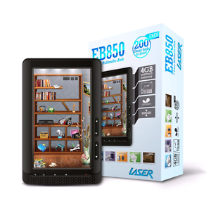 eBook Reader - Laser EB850 Lathlain Victoria Park Area Preview
