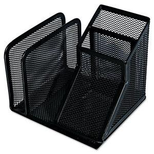Mesh desk organizer ebay - Black mesh desk organizer ...