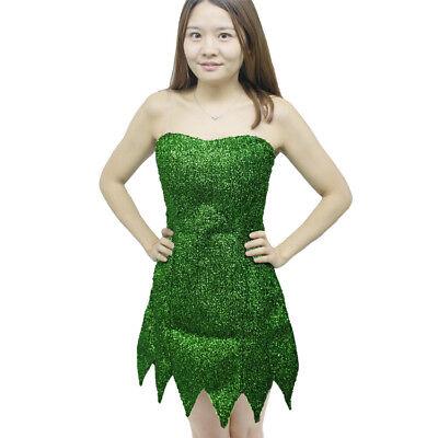 Feen Fee Elfe Tinkerbell Märchen Kostüm Kleid Elfen - Tinkerbell Kostüm Erwachsene