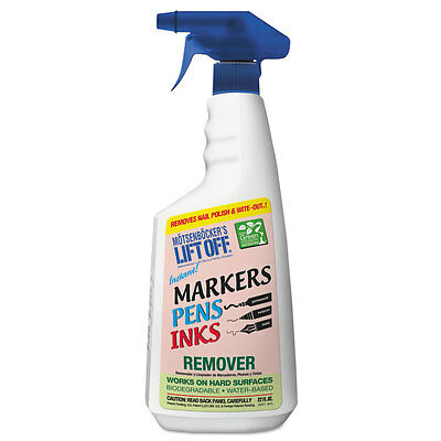 Motsenbocker's Lift-Off No. 3 Pen Ink Graffiti Remover 22oz Trigger Spray 40901
