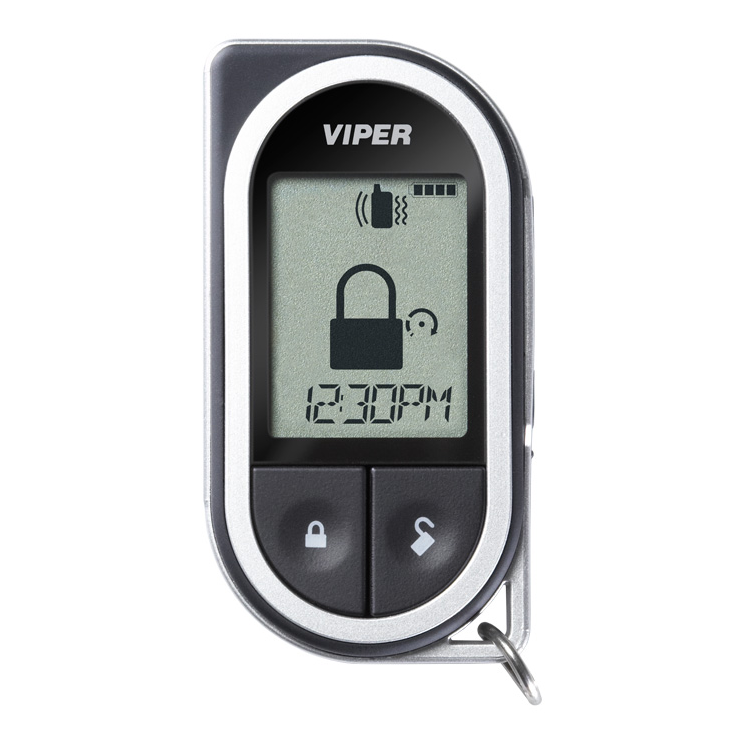 NEW Viper 7752V 2 Way LCD Replacement Remote for 5901V 4704V 4708V 5702V 5704V