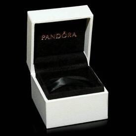 X 3 Pandora gift boxes