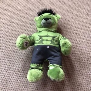 Build A Bear - Hulk Bear