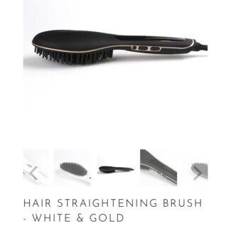 Citra&co hair straighter brush