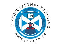 Completely free funded IT courses at IT Professional Training