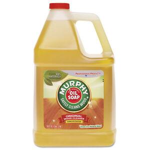 Murphy Oil Soap Soap Concentrate 1gal Bottle 01103EA