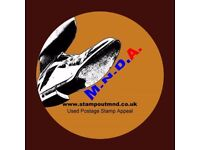 Used Postage Stamp Appeal