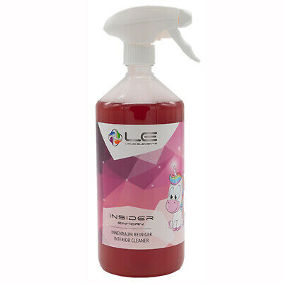 Liquid Elements Insider Textil / Innenraumreiniger Polsterreiniger Einhorn 1L