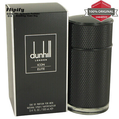 - Dunhill Icon Elite Cologne 3.4 oz EDP Spray for MEN by Alfred Dunhill