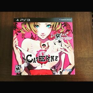 Catherine love is over deluxe edition