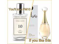 Do you like Dior, J'adore?
