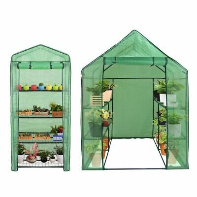 Portable Mini  Plants Flower Greenhouse Warm House Garden For Outdoor -